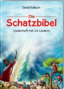 Die Schatzbibel Kallauch, Daniel 9783417285697
