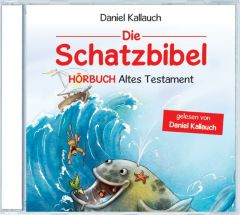 Die Schatzbibel Kallauch, Daniel 9783417286090