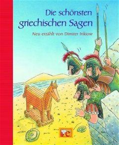 Die schönsten griechischen Sagen Inkiow, Dimiter 9783770728220