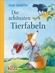 Die schönsten Tierfabeln Scheffler, Ursel 9783451714221
