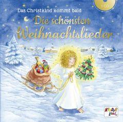 Die schönsten Weihnachtslieder  9783957063076