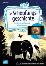 Die Schöpfungsgeschichte Künkel, Elke 9783769824049