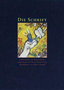 Die Schrift Buber, Martin 9783579064482