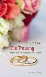Die Trauung Grün, Anselm 9783896808271