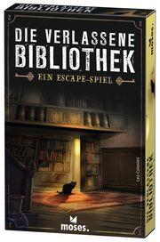 Die verlassene Bibliothek Folko Streese 4033477903518
