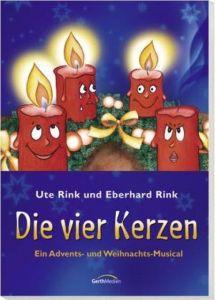 Die vier Kerzen Rink, Ute/Rink, Friedemann/Rink, Eberhard u a 9783896154309