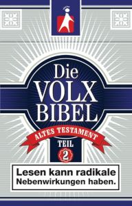 Die Volxbibel Altes Testament 2 Dreyer, Martin 9783940041074