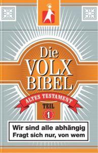 Die Volxbibel AT - Teil 1, Motiv Zigarettenschachtel Dreyer, Martin 9783940041050