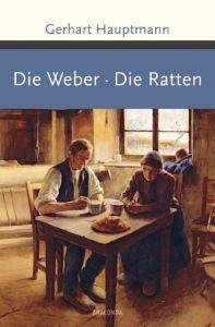 Die Weber/Die Ratten Hauptmann, Gerhart 9783730604731