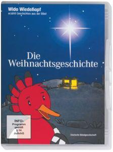 Die Weihnachtsgeschichte Gerdes, Frank/Jeschke, Mathias 9783438061980