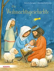 Die Weihnachtsgeschichte Langen, Annette 9783451715624