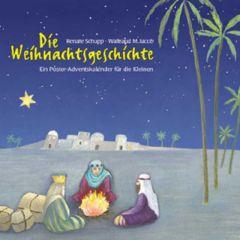 Die Weihnachtsgeschichte Schupp, Renate 9783780625595