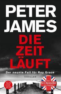 Die Zeit läuft James, Peter 9783596198740