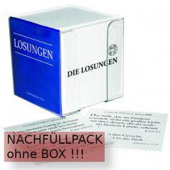 Die Losungen 2020 Nachfüllpack für Losungs-Box
