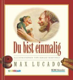Du bist einmalig Lucado, Max 9783775142854