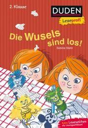 Duden Leseprofi - Die Wusels sind los Stehr, Sabine 9783737333986