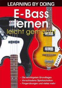E-Bass lernen leicht gemacht Voggenreiter Verlag 9783895556395