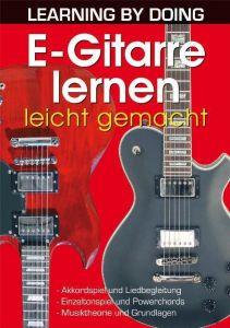 E-Gitarre lernen leicht gemacht  9783895555763