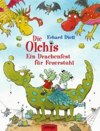 Ein Drachenfest für Feuerstuhl Dietl, Erhard 9783789164224