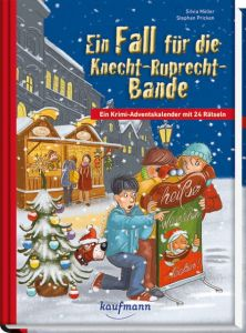 Ein Fall für die Knecht-Ruprecht-Bande Möller, Silvia 9783780608970