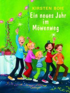Ein neues Jahr im Möwenweg Boie, Kirsten 9783789131721