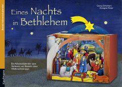 Eines Nachts in Bethlehem Schwikart, Georg/Ritter, Annegret 9783780608697