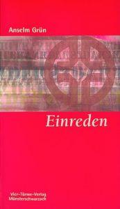 Einreden Grün, Anselm 9783878681663