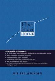 Elberfelder Bibel mit Erklärungen  9783417253443