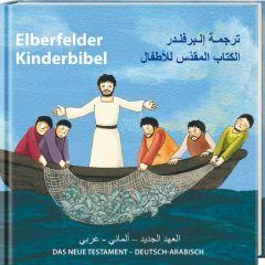 Elberfelder Kinderbibel - Das Neue Testament Merckel-Braun, Martina 9783417287714