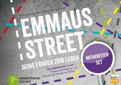 Emmaus Street Mitarbeiterset   Deine Fragen zum Leben