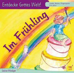Entdecke Gottes Welt! - Im Frühling Wiediger, Sabine 4045027059224