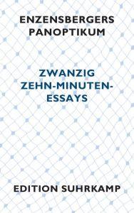 Enzensbergers Panoptikum Enzensberger, Hans Magnus 9783518069011