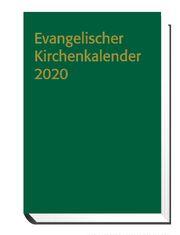 Evangelischer Kirchenkalender 2020  9783889814388