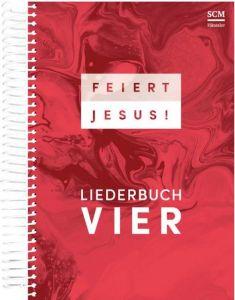 Feiert Jesus! - Liederbuch Vier  9783775158770