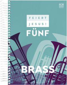 Feiert Jesus! 5 - Brass  9783775158985