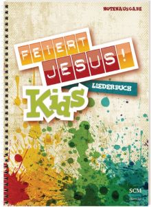 Feiert Jesus! Kids - Liederbuch  9783775155847