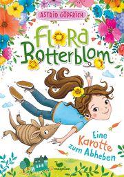 Flora Botterblom - Eine Karotte zum Abheben Göpfrich, Astrid 9783734841415