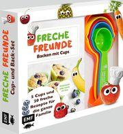 Freche Freunde: Das freche Cup- und Back-Set erdbär GmbH (Freche Freunde) 9783745905397