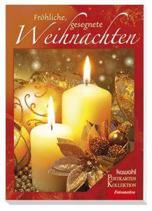 Fröhliche, gesegnete Weihnachten  9783863383299