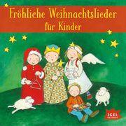 Fröhliche Weihnachtslieder für Kinder Rudi Mika 4013077989969