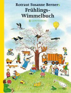 Frühlings-Wimmelbuch Berner, Rotraut Susanne 9783836950572