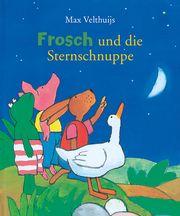 Frosch und die Sternschnuppe Rolf Erdorf 9783772528057