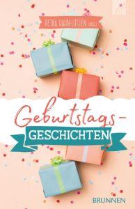 GeburtstagsGeschichten Petra Hahn-Lütjen 9783765543319