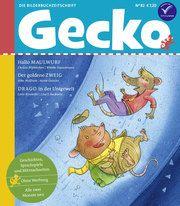 Gecko Kinderzeitschrift 82 Wißkirchen, Christa/Wolfrum, Silke/Kinskofer, Lotte u a 9783940675811