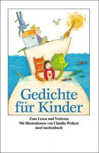 Gedichte für Kinder Günter Stolzenberger 9783458347675