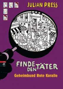 Geheimbund Rote Koralle Press, Julian 9783570132333