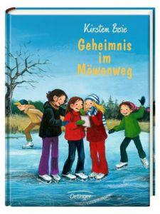 Geheimnis im Möwenweg Boie, Kirsten 9783789131813
