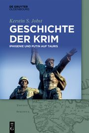 Geschichte der Krim Jobst, Kerstin S 9783110518085