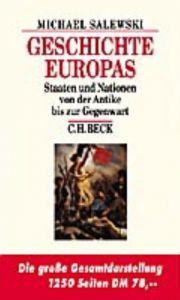 Geschichte Europas Salewski, Michael 9783406461682
