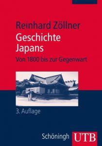 Geschichte Japans Zöllner, Reinhard (Prof. Dr.) 9783825239343